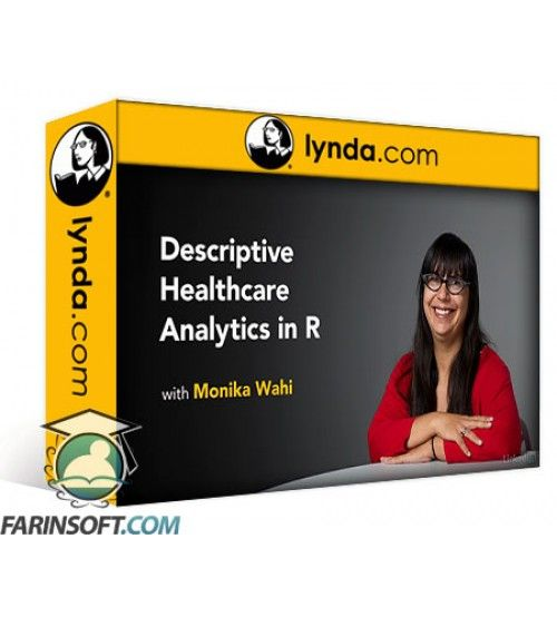 آموزش Lynda Descriptive Healthcare Analytics in R