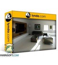 آموزش Lynda 3ds Max: Advanced Lighting