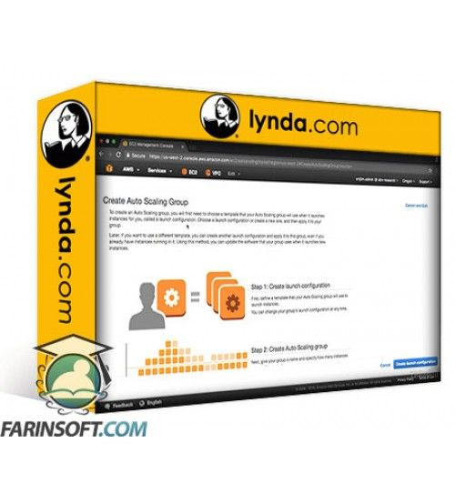 آموزش Lynda Amazon Web Services: High Availability