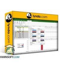 آموزش Lynda Selecting and Managing a Project Portfolio with Microsoft Project