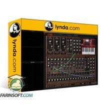 آموزش Lynda Learning Modular Synthesis: Arturia Modular V