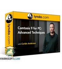 دانلود آموزش Lynda Camtasia 9 for Windows: Advanced Techniques