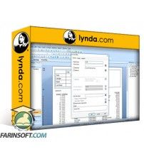 آموزش Lynda Crystal Reports 2016 Essential Training