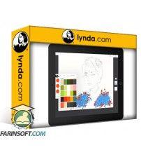 آموزش Lynda Drawing with Photoshop Sketch