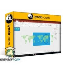 دانلود آموزش Lynda PowerPoint for Office 365: Animation in Depth