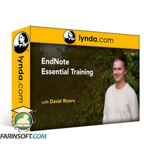 آموزش Lynda EndNote Essential Training