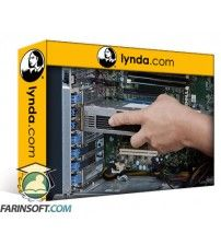 آموزش Lynda Working with Computer Components and Peripherals