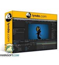 دانلود آموزش Lynda After Effects CC 2017: Motion Graphics Essential Training