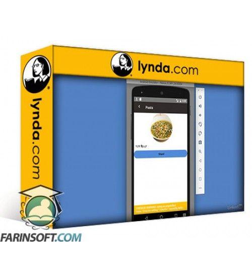 آموزش Lynda React Native: Building Mobile Apps