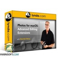 دانلود آموزش Lynda Photos for macOS: Advanced Editing Extensions