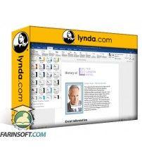 آموزش Lynda Word 2016: Prepare for the Microsoft Office Specialist Certification Exam (77-725)