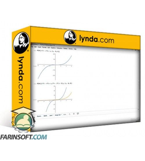 آموزش Lynda Mathematica 11 Essential Training