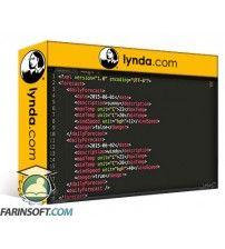 آموزش Lynda Learn API Documentation with JSON and XML