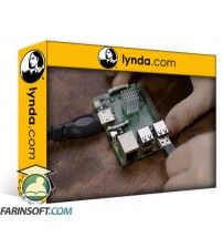 آموزش Lynda RetroPie: Building a Video Game Console with Raspberry Pi