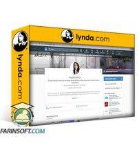 دانلود آموزش Lynda LinkedIn Profiles for Social Business Success