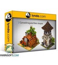 آموزش Lynda 3ds Max: Stylized Environment for Animation