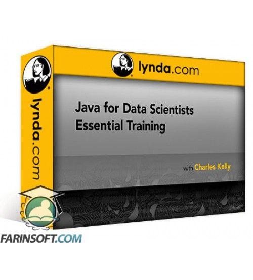 آموزش Lynda Java for Data Scientists Essential Training