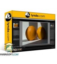دانلود آموزش Lynda V-Ray: Control Color Bleed in Blender