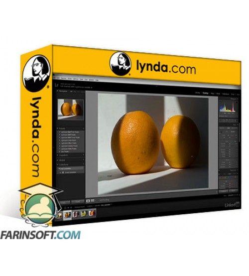 آموزش Lynda V-Ray: Control Color Bleed in Blender