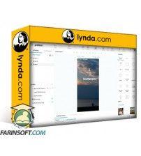 دانلود آموزش Lynda Proto.io for UX Design