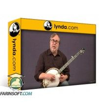 دانلود آموزش Lynda Banjo Lessons with Tony Trischka: 1 Fundamentals