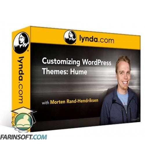 آموزش Lynda Customizing WordPress Themes: Hume