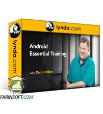 آموزش Lynda Android Essential Training (2015)