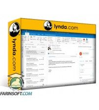 دانلود آموزش Lynda Learning Outlook Customer Manager
