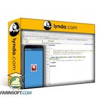 آموزش Lynda Building Android Apps with Cloud Services
