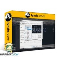 دانلود آموزش Lynda BIM Manager: Managing AutoCAD MEP & AutoCAD Civil 3D