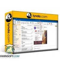 آموزش Lynda Efficient Email Management with Outlook 2016 for Mac
