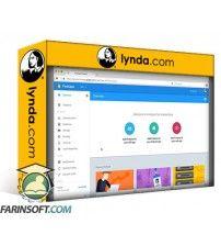آموزش Lynda Ionic 2 and AngularFire2: Building Mobile Apps