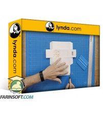 آموزش Lynda Making 3D Presentation Materials and Mockups