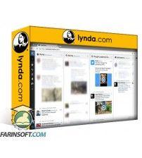 آموزش Lynda Social Selling with Twitter