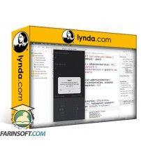 آموزش Lynda Building a Long-Exposure Calculator for iOS