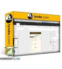 دانلود آموزش Lynda SharePoint 2016: No-Code Workflows