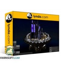 دانلود آموزش Lynda TouchDesigner & Unreal: Interactive Controllers