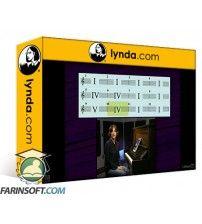 آموزش Lynda Beginning Blues Keyboard