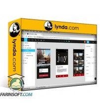 دانلود آموزش Lynda Figma for UX Design