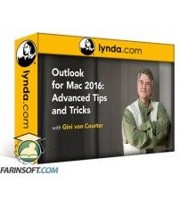 دانلود آموزش Lynda Outlook for Mac 2016: Advanced Tips and Tricks