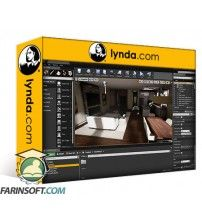 آموزش Lynda Unreal: Virtual Reality for Architectural & Industrial Visualization