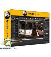دانلود آموزش Lynda Unreal: Virtual Reality for Architectural & Industrial Visualization