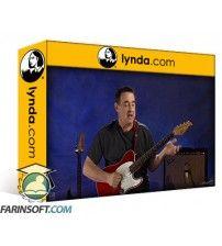 آموزش Lynda Blues Guitar: Learn to Play