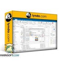 آموزش Lynda Cert Prep: Outlook 2016 Microsoft Office Specialist (77-731)