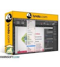 دانلود آموزش Lynda Creating an Interactive PDF Brochure