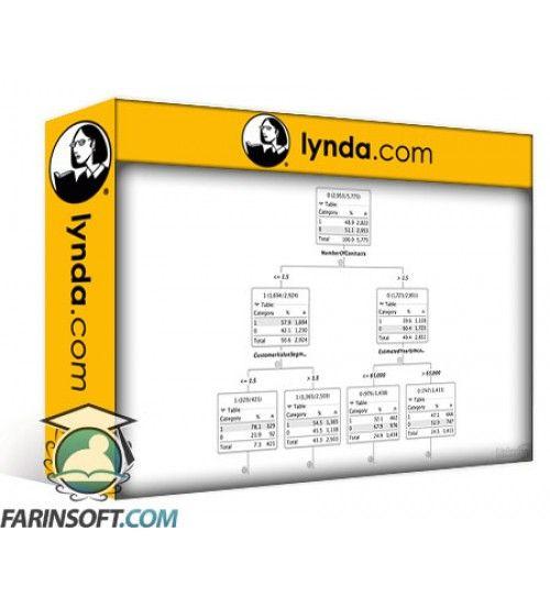 آموزش Lynda Machine Learning Essentials: Decision Trees