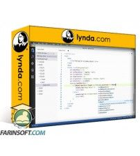 آموزش Lynda Processing and Interchanging JSON Data