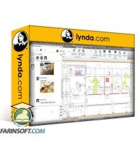آموزش Lynda Revit Worksharing: Collaboration for Revit (C4R)
