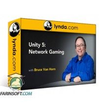 آموزش Lynda Unity 5: Network Gaming