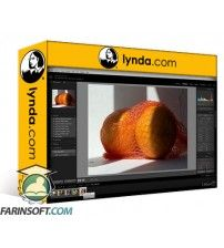 دانلود آموزش Lynda V-Ray: Control Color Bleed in SketchUp
